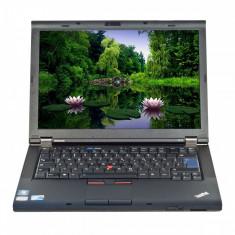 Lenovo ThinkPad T410 14.1 inch LED backlit Intel Core i5-520M 2.40 GHz 4 GB DDR 3 SODIMM 250 GB HDD DVD-RW Webcam Windows 10 Home