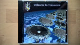 CD Snap  - Welcome To Tomorrow, BMG rec
