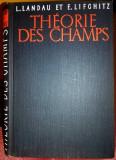 Théorie des Champs, de L Landau et E. Lifchitz, Edition Mir, Moscou, 1970