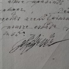 DOCUMENT, CHIRILICA 1838, DIN COLECTIA LUI THEODOR V.STEFANELLI