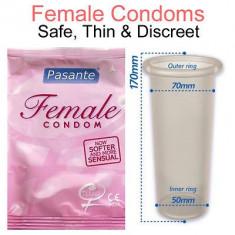 Prezervative Femei Femidom 3 buc.
