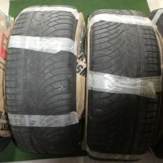 4 cauciucuri Michelin ptr. Ford, de iarna, noi, cu camere, jante si capace - Roata de rezerva Auto