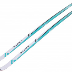 Cristal schiuri cross-country, cu anti-derapare 195 cm, Artis