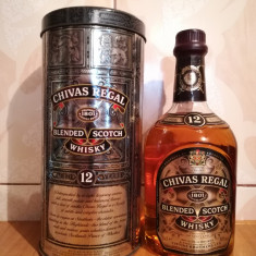 Chivas Regal 12 ani 70cl Sigilat - Whisky