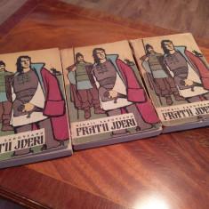 Mihail Sadoveanu - Fratii Jderi 3 Volume - Roman istoric