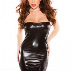 Rochie Latex Kitten Kissable - Lenjerie sexy femei