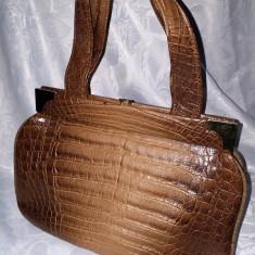 POSETA VINTAGE. - Geanta vintage