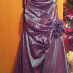 Rochie eleganta - Rochie de seara ADROM Collection, Marime: 34, Culoare: Mov