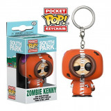 Breloc Pocket Pop! South Park Zombie Kenny - Vehicul