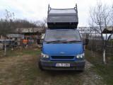 Ford transit basculabil și cu prelată