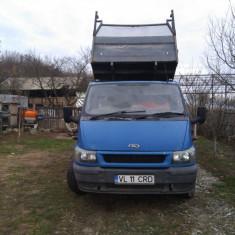 Ford transit basculabil și cu prelată - Utilitare auto