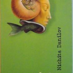 CENTURA DE CASTITATE de NICHITA DANILOV, 2007, CD - Roman