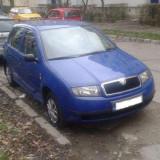 Skoda fabia 2002 1.4 mpi Benzina, 133000 km, 1400 cmc