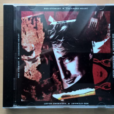 CD Rod Stewart - Vagabond Heart - Muzica Pop warner