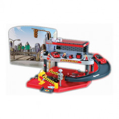 Set Service Ferrari Race&Play - Masinuta Bburago