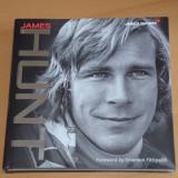"""Formula 1 - """"James Hunt"""", autor Maurice Hamilton, in limba engleza"""