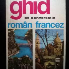 Sorina Bercescu – Ghid de conversatie roman-francez