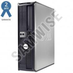 Calculator DELL 780 DT, Intel Dual Core E5800 3.2GHz, 2GB DDR3, 160GB, DVD-ROM - Sisteme desktop fara monitor
