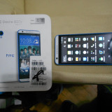 Htc 820 dual sim, liber retea, camera de 13 cu 8mp, full - Telefon HTC, Alb, Neblocat