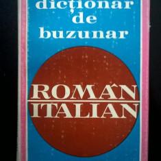 Doina Condrea-Derer – Dictionar de buzunar roman-italian