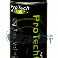 Green gas ,gaz airsoft 400 ml protech
