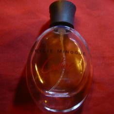 Sticluta pt.parfum Kylie Minogue -Couture-firma Coty Paris- fabr.Spania, h=10 cm - Sticla de parfum