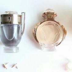 Set Parfum Original Paco Rabanne Invictus + Olympea  + CADOU