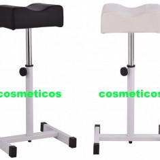 Suport Pedichiura Profesional |Picior Scaun Reglabil Inaltime|Ucenic