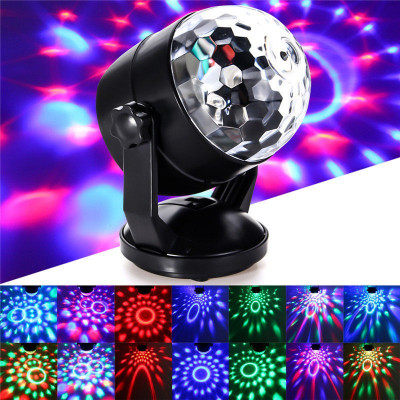 Glob disco lumini laser foto