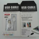 Cablu date USB 1, 5 metri iPhone 5 / 5C / 5S / 6 / iPad mini - Cablu de date