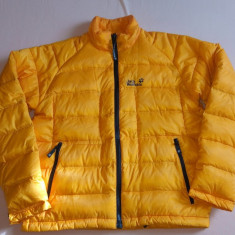 Pufoaica Jack Wolfskin, puf 90/10 - Imbracaminte outdoor The North Face, Marime: S