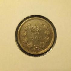 10 bani 1900 patina - Moneda Romania