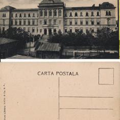 Iasi -Liceul Internat -  rara, Necirculata, Printata