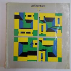 REVISTA ARHITECTURA, NR.3, 1976 - Carte Arhitectura