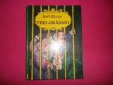 Trei Grasani An 1987/ Ilustratii/175pag- Iuri Olesa