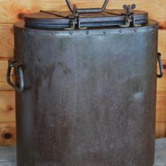 Marmita veche germana, perioada WWII