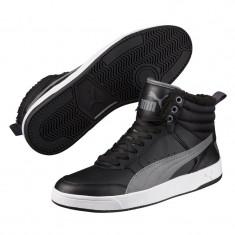 Adidasi Puma Rebound Street V2 Fur -Adidasi Originali-Ghete Piele 363717-01 - Ghete barbati Le Coq Sportif, Marime: 45, Culoare: Din imagine