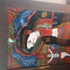 Icoana pe sticla 48x61 de fagaras