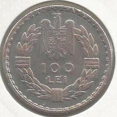 ROMANIA 100 LEI 1932 [1] Livrare in cartonas - Moneda Romania, Argint