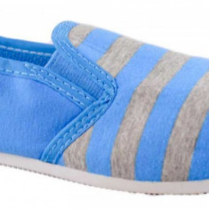 Espadrile Stripes - Full Blue - Espadrile barbati, Marime: 41
