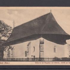RADAUTI  STITORIA  LUI  BOGDAN  CEL BATRAN  ZIDITA PE LA 1360  CIRCULATA 1938, Printata
