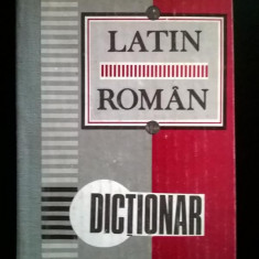 Gh. Gutu – Dictionar latin-roman {1993}