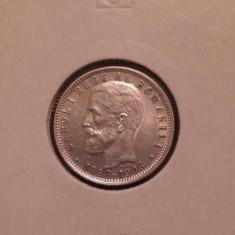 1 leu 1906 aunc - Moneda Romania