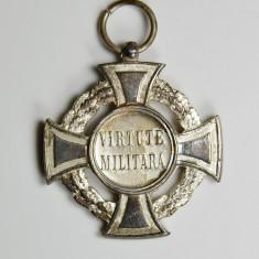 Decoratia Ordinul Virtute Militara tip I, clasa2 -Stare RARA