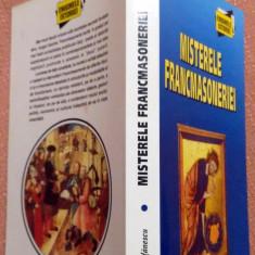 Misterele Francmasoneriei - Paul Stefanescu - Carte masonerie