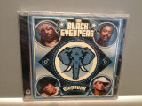 THE BLACK EYED PEAS - ELEPHUNK (2003/A & M rec) - CD ORIGINAL/Sigilat/Nou, A&M rec