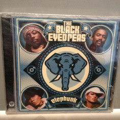 THE BLACK EYED PEAS - ELEPHUNK (2003/A & M rec) - CD ORIGINAL/Sigilat/Nou - Muzica Pop