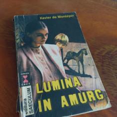Lumina In Amurg - Xavier De Montepin - Roman