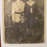 PVM - Fotografie foto veche familie ofiter roman - Fotografie veche