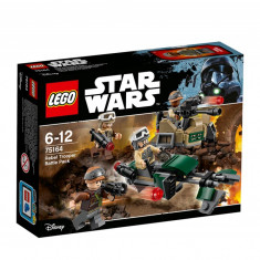 Joc LEGO - Star Wars - Rebel Trooper - Battle Pack, 6-10 ani